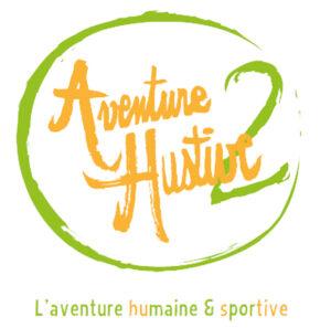 logo aventure hustive creation site web